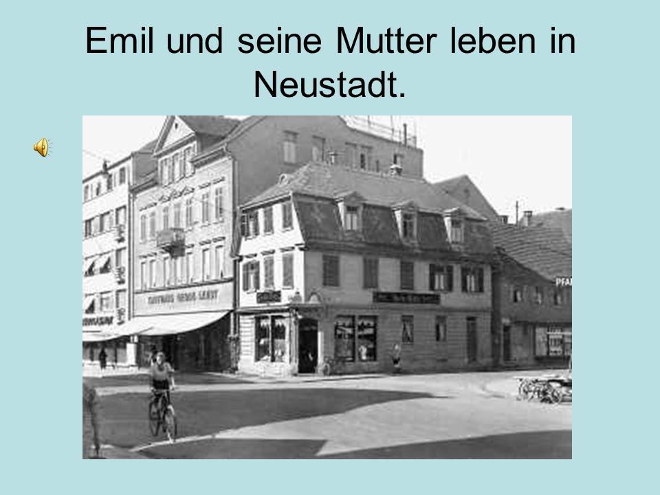 EMIL UND DIE DETEKTIVE WORTSCHATZ zum Roman von Erich Kästner