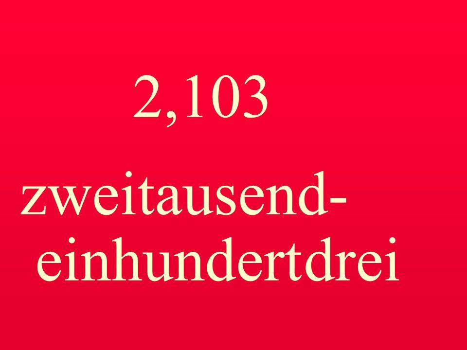 1,736 eintausend- siebenhundert sechsunddreißig