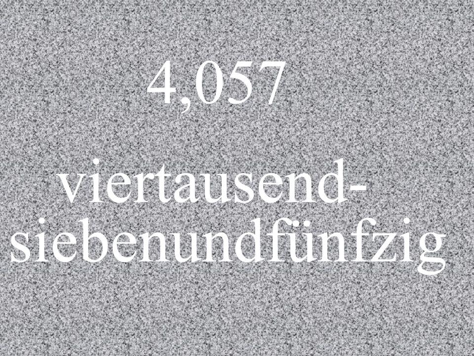 2,103 zweitausend- einhundertdrei
