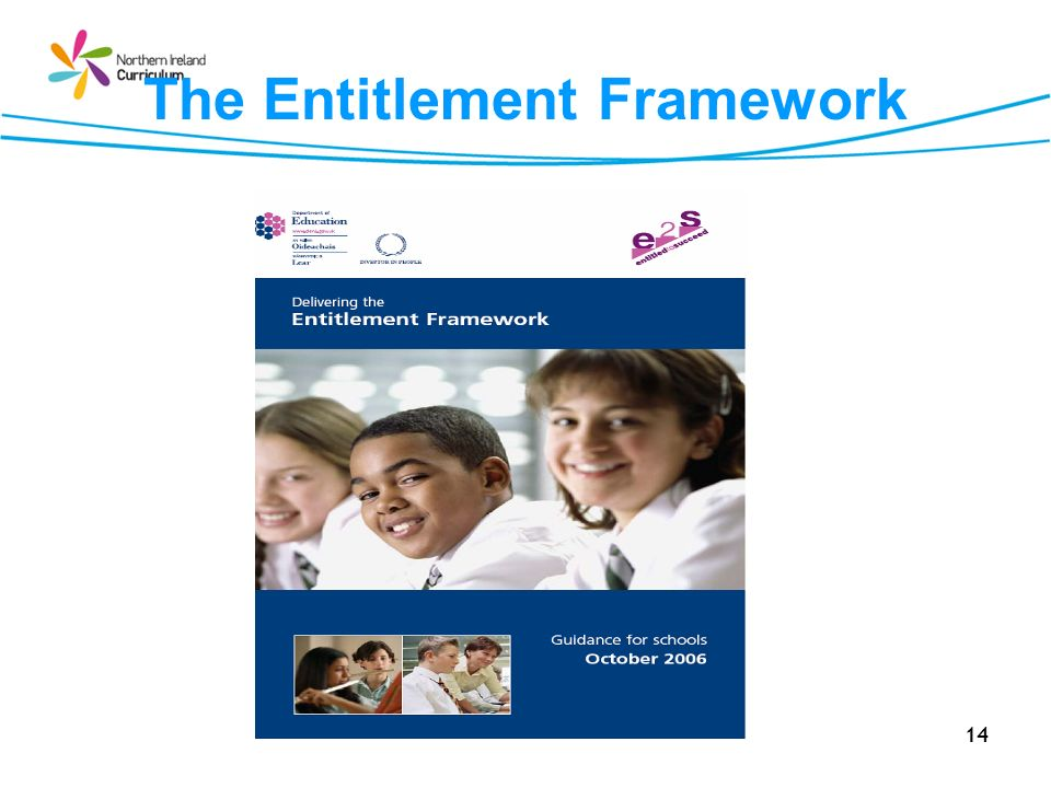 The Entitlement Framework 14