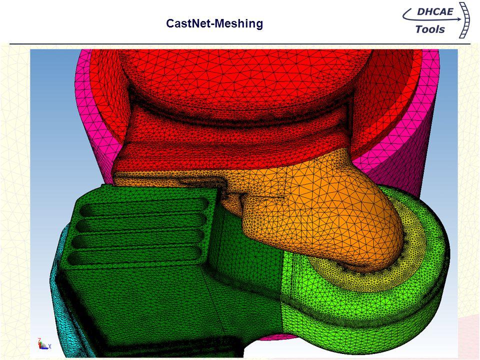 CastNet-Meshing