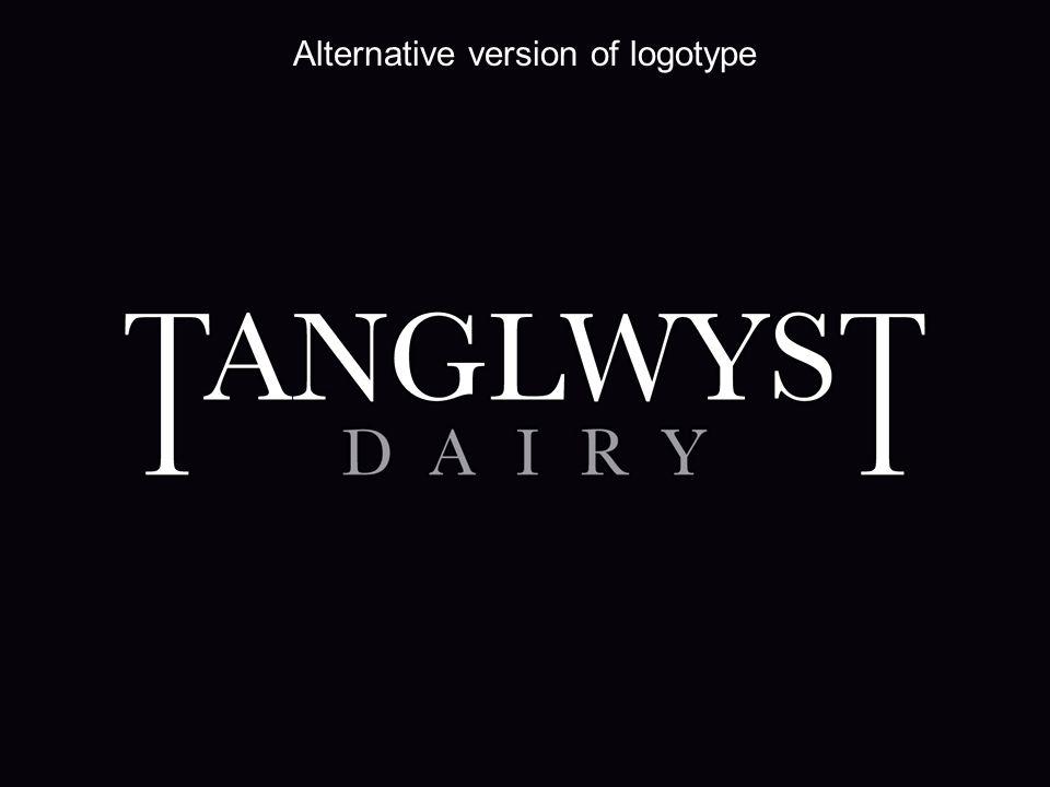Alternative version of logotype