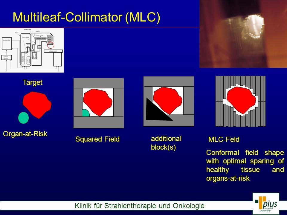 Klinik für Strahlentherapie und Onkologie MLC