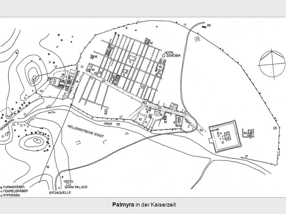Palmyra in der Kaiserzeit