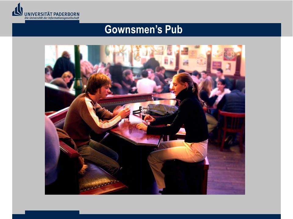 Gownsmens Pub
