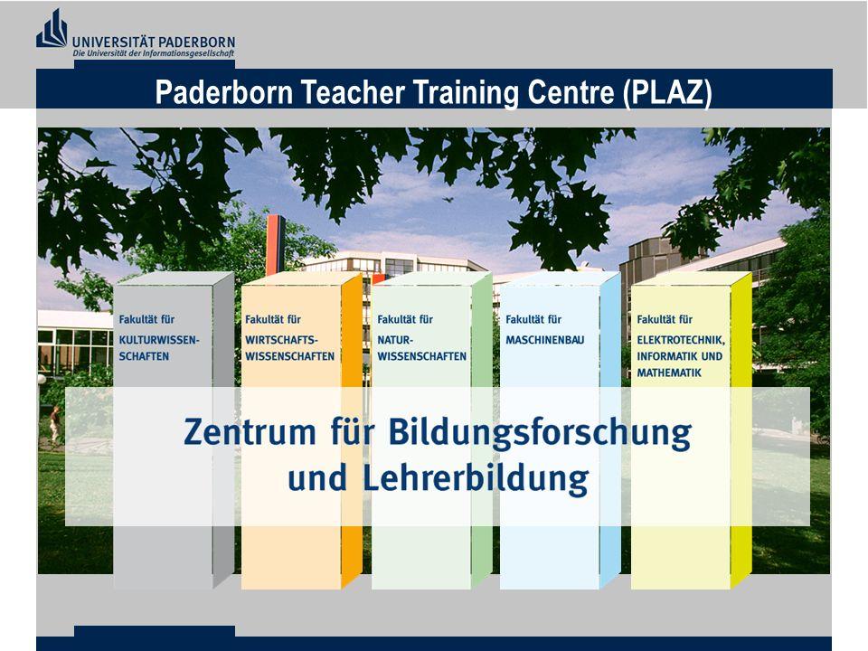 Paderborn Teacher Training Centre (PLAZ)