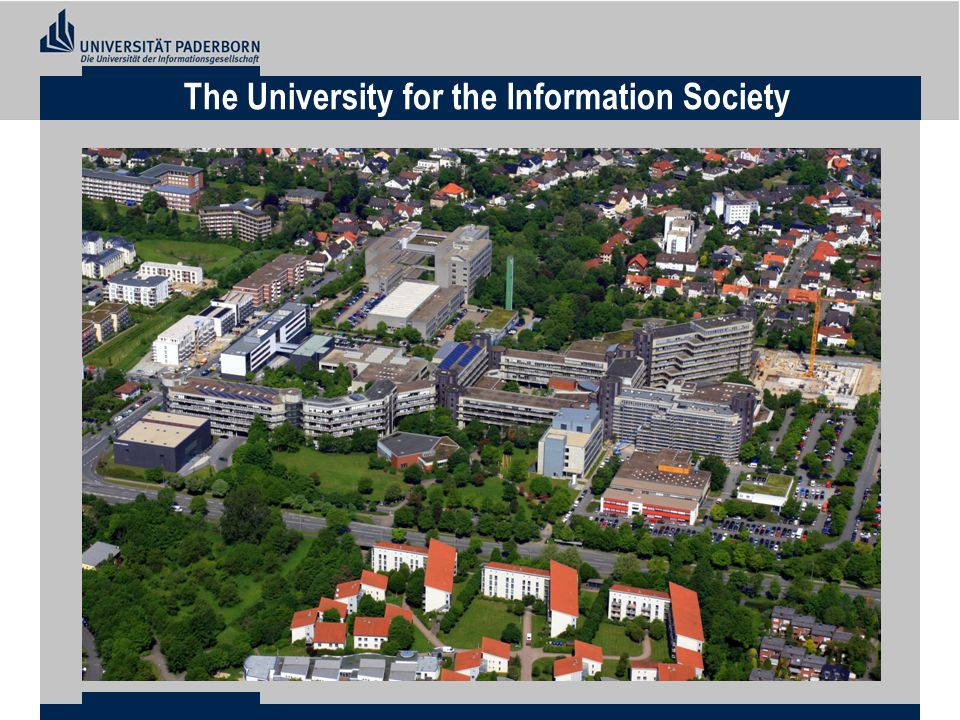 The University for the Information Society