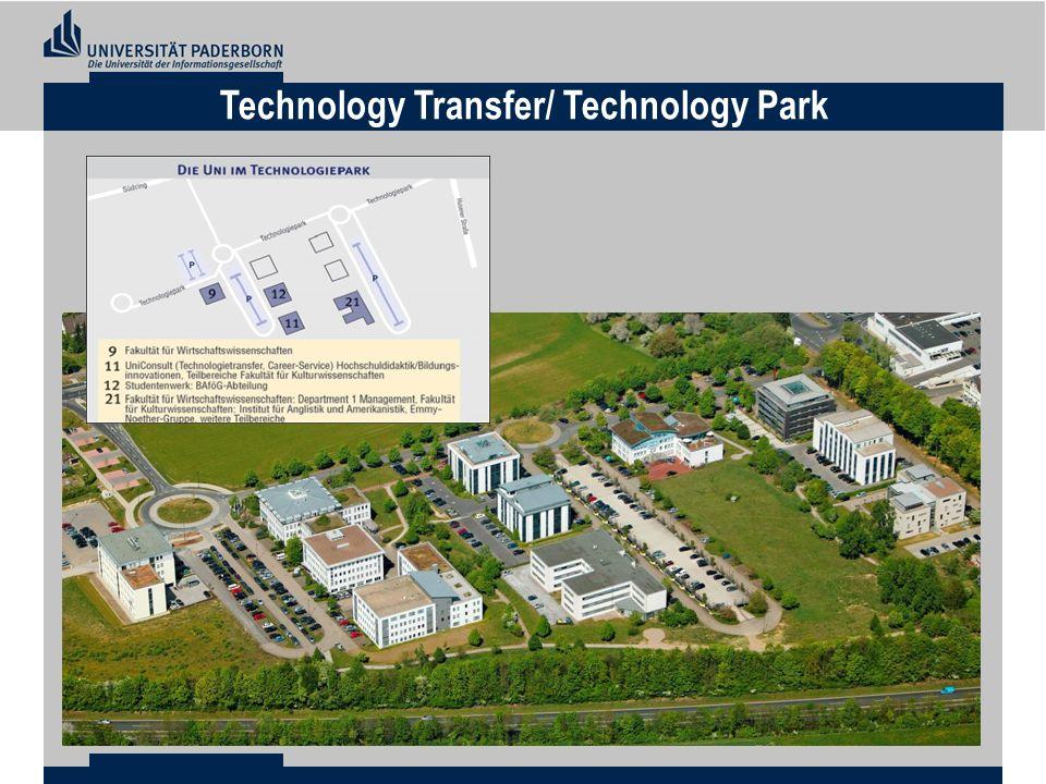 Technology Transfer/ Technology Park