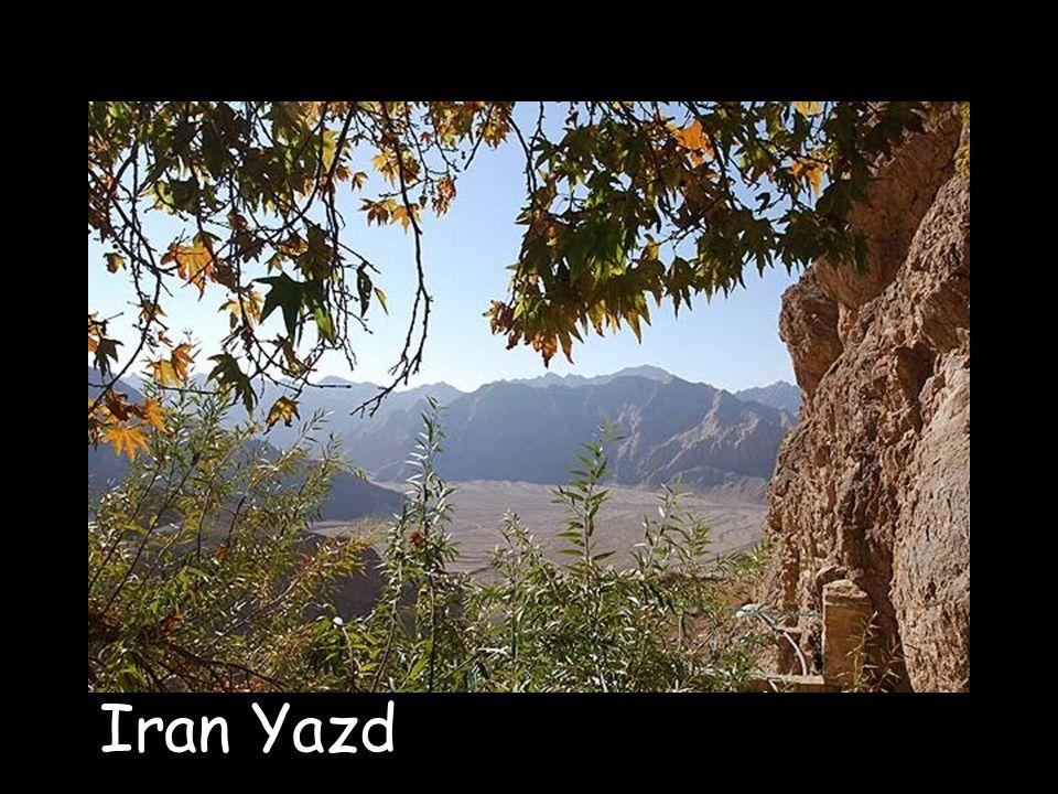 Iran Aras River