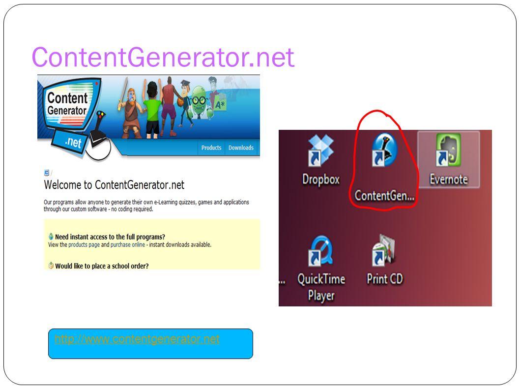 ContentGenerator.net http://www.contentgenerator.net