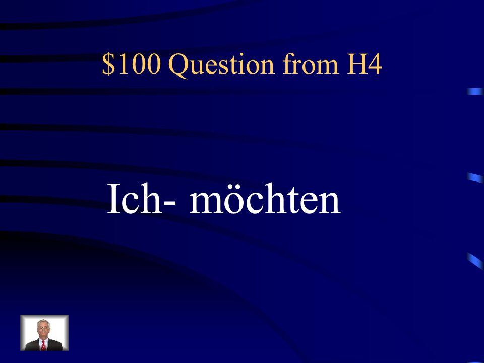 $500 Answer from H3 Was ist Sie mag Rockmusik hören?