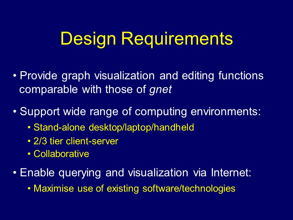 XML: graph data
