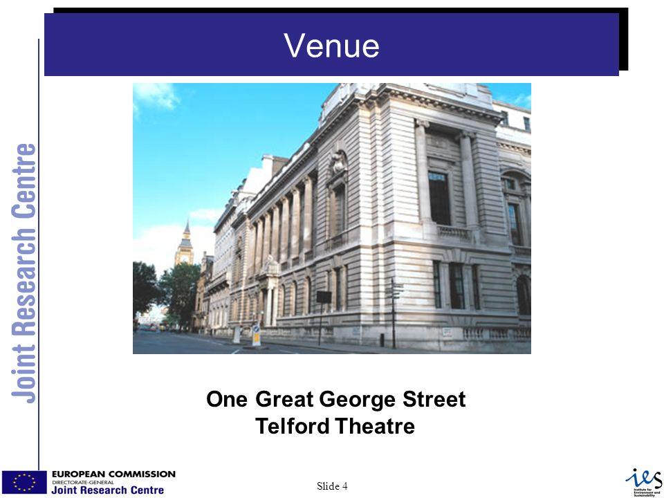 4 Slide 4 Venue One Great George Street Telford Theatre