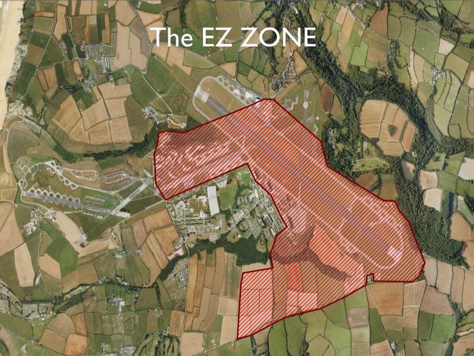 The EZ ZONE