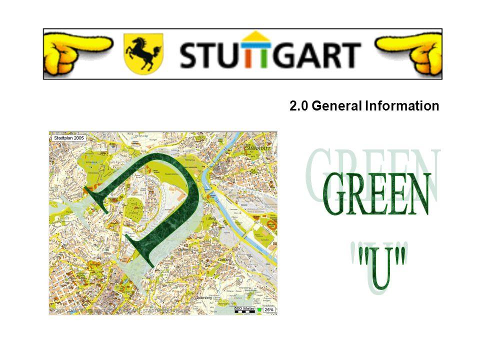 2.0 General Information 2.1 GREEN METROPOLIS