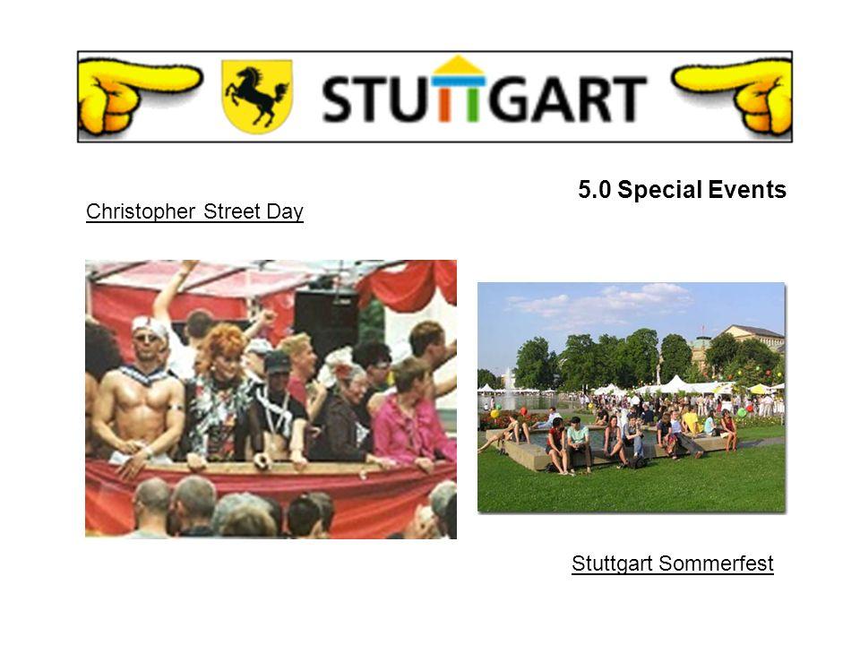 Lichterfest Stuttgart 5.0 Special Events Sommerfestival der Kulturen