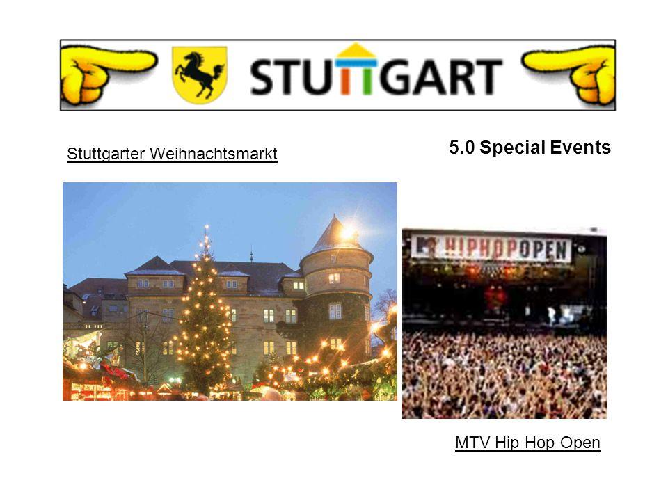 Stuttgarter Weindorf 5.0 Special Events Cannstatter Volksfest