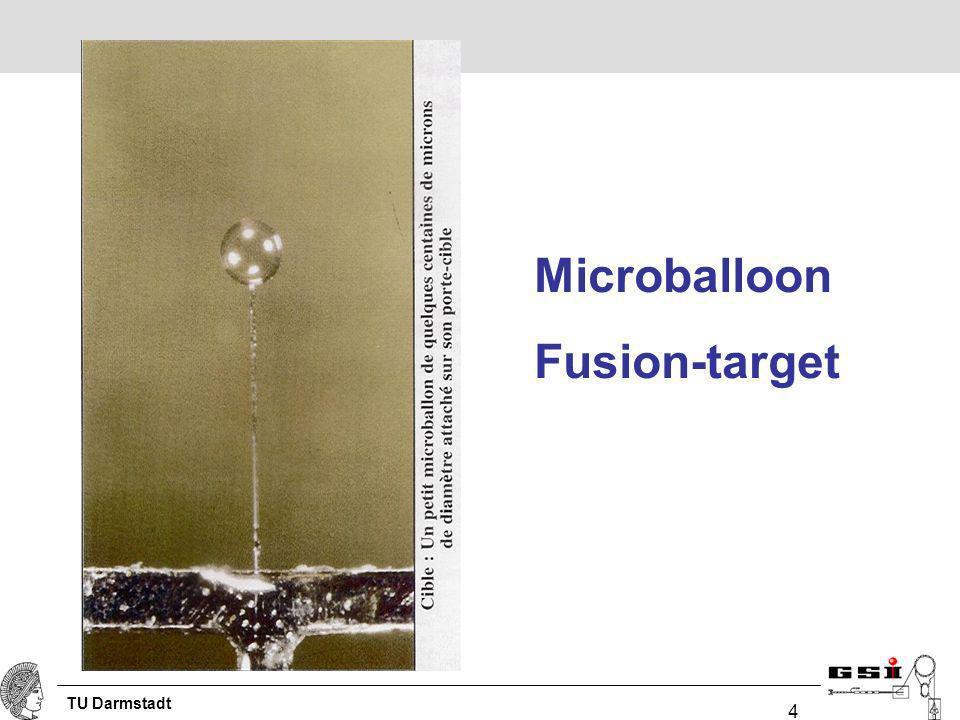 TU Darmstadt 4 Microballoon Fusion-target