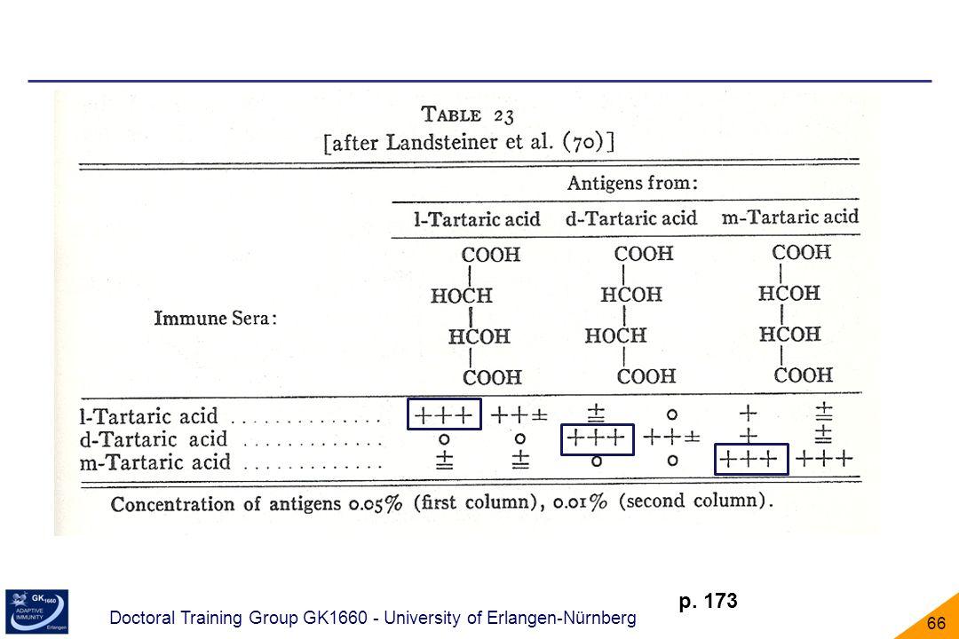 Doctoral Training Group GK1660 - University of Erlangen-Nürnberg 66 p. 173