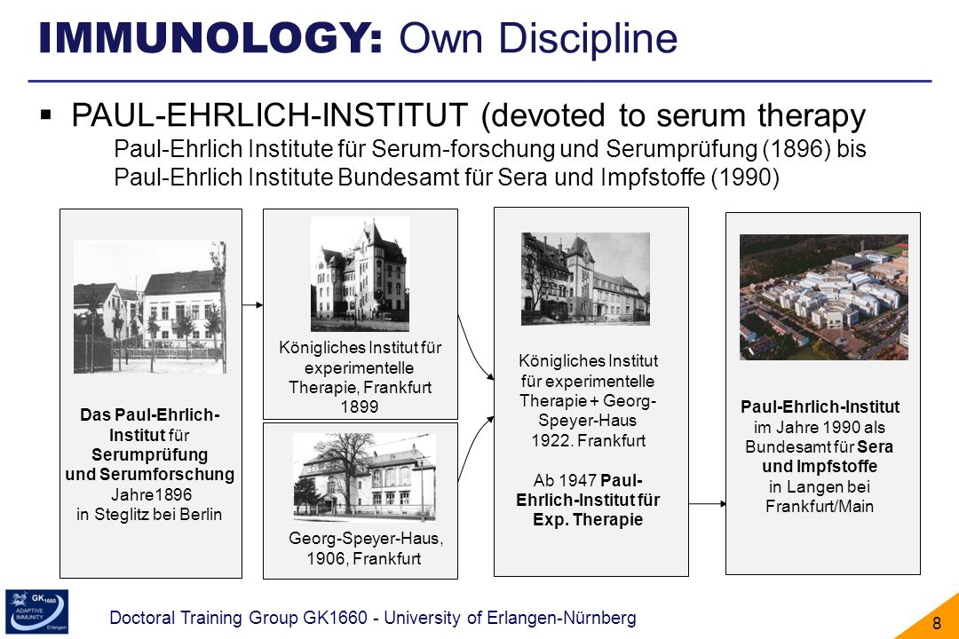 Doctoral Training Group GK1660 - University of Erlangen-Nürnberg 79 In the 1920s, Michael Heidelberger and Oswald Avery observed that antigens could be precipitated by antibodies and went on to show that antibodies were made of protein.