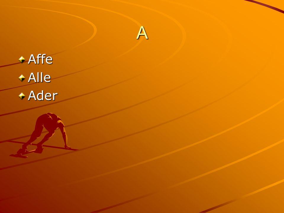 A AffeAlleAder
