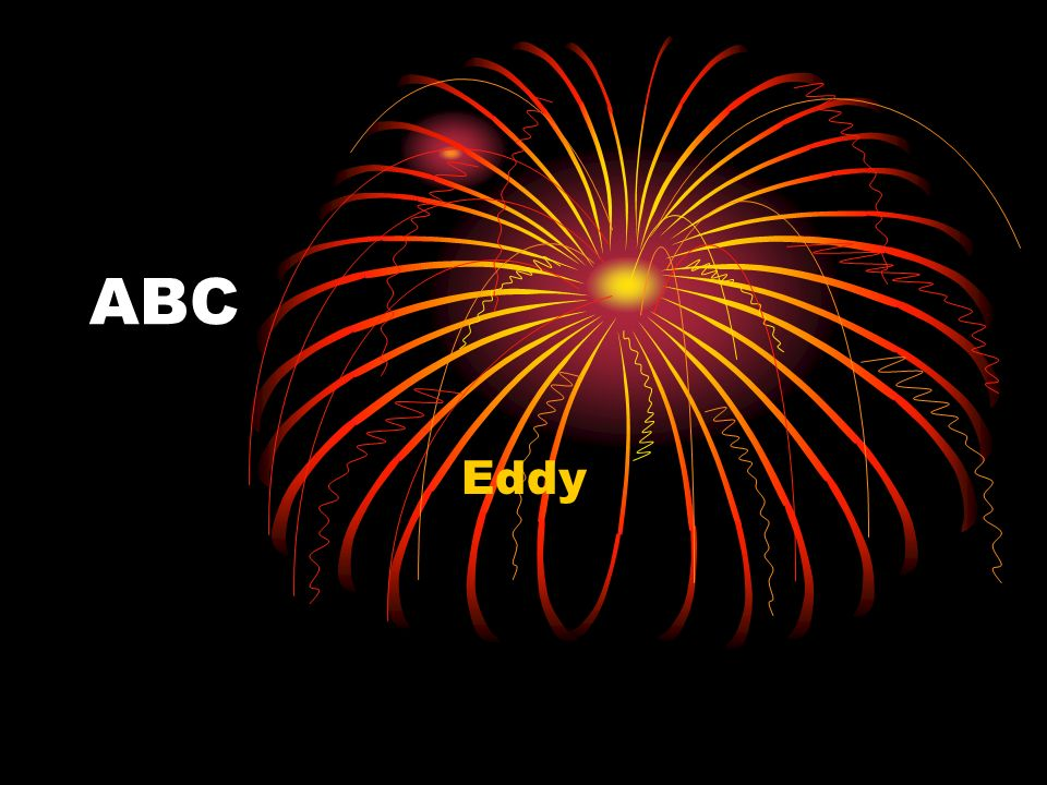 ABC Eddy