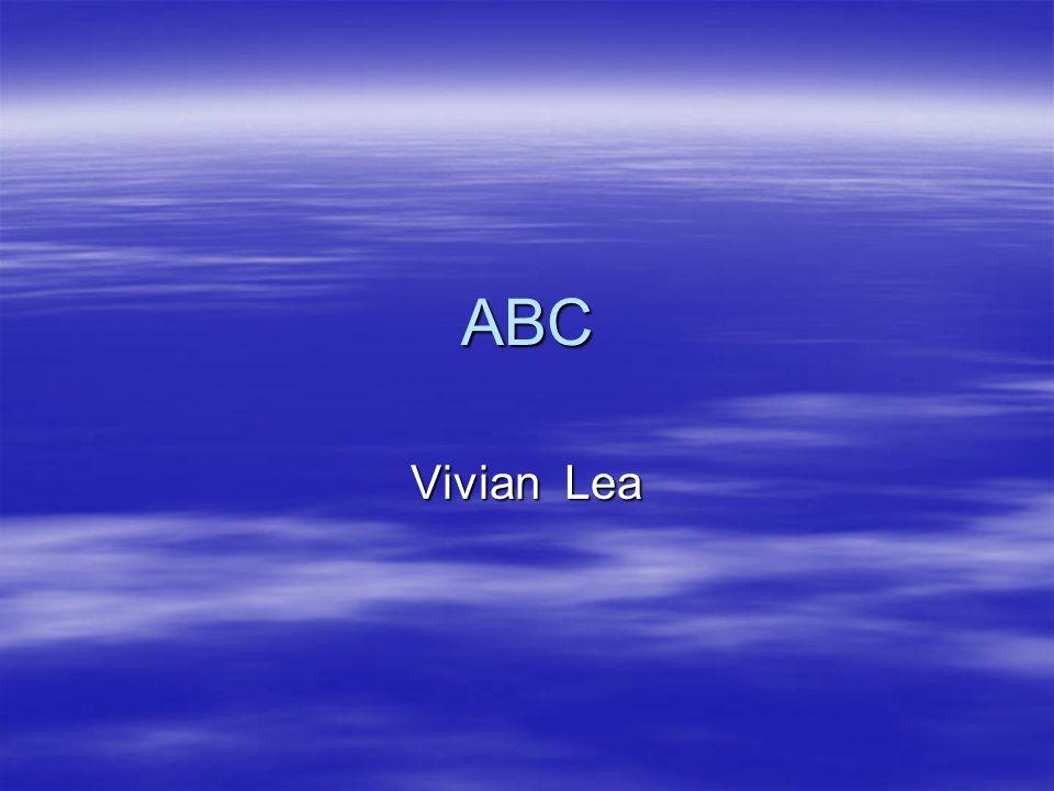 ABC Vivian Lea