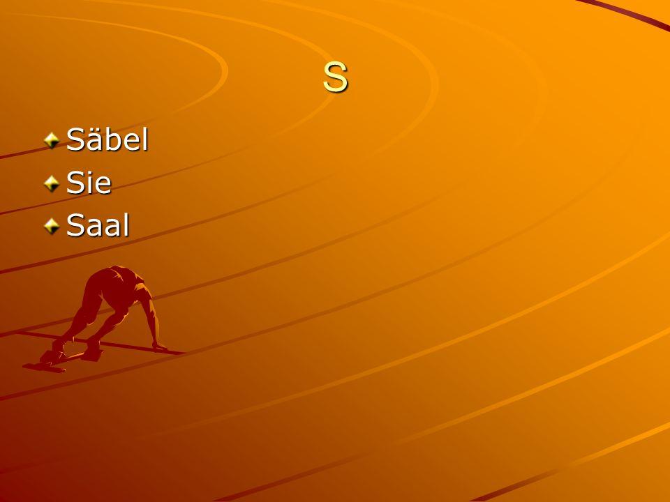 S SäbelSieSaal