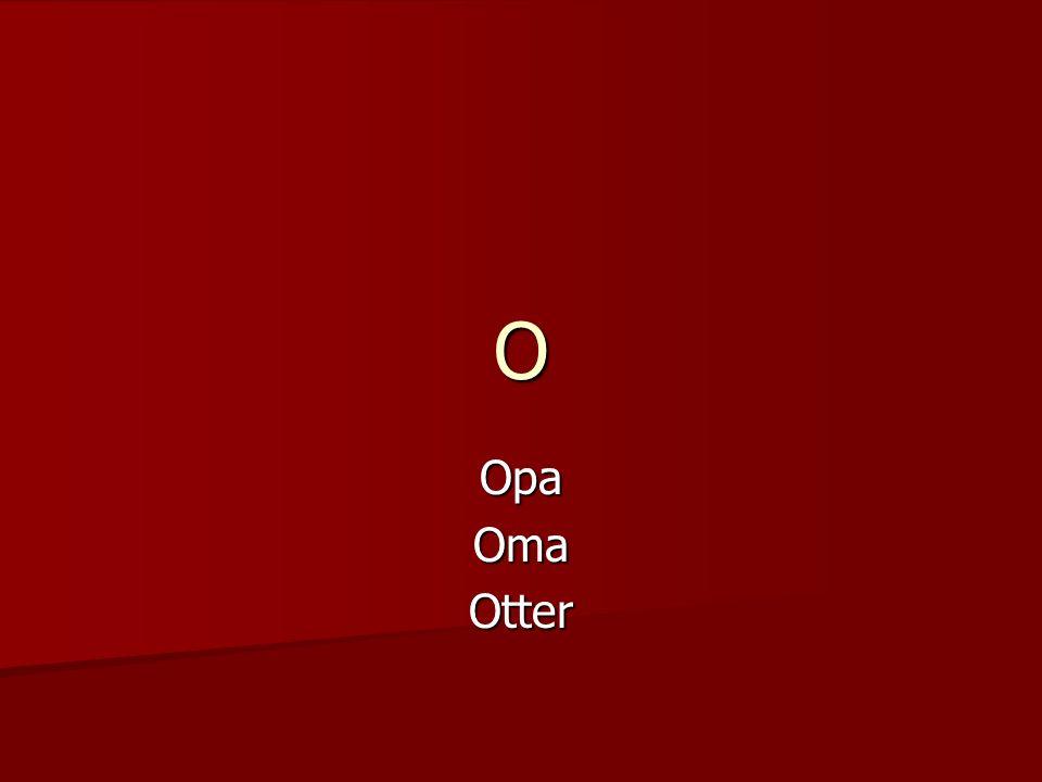 O OpaOmaOtter