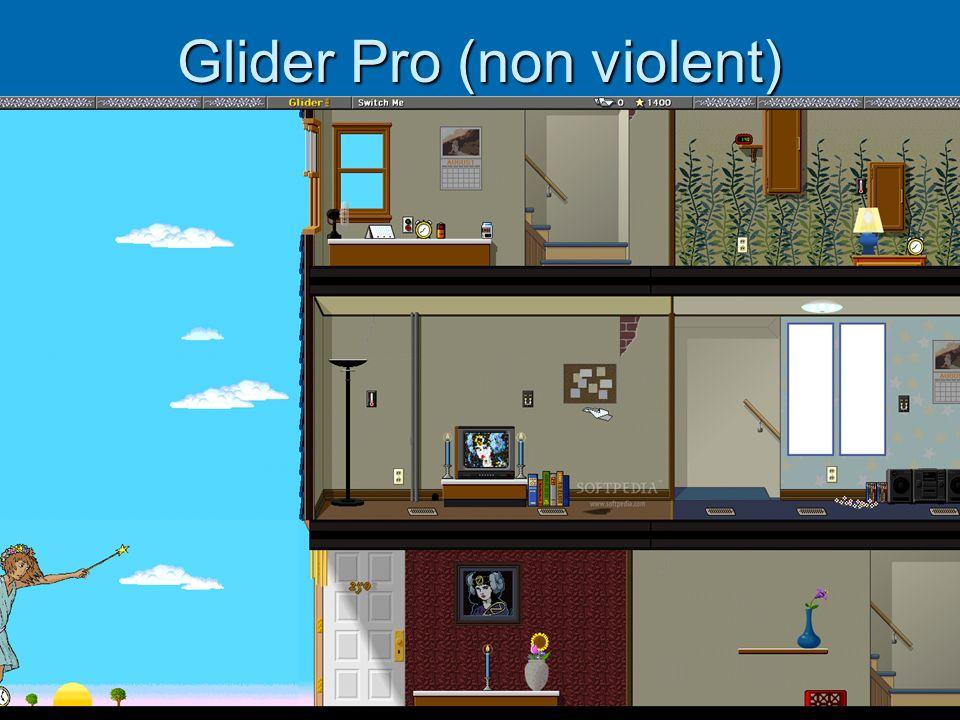 Glider Pro (non violent)