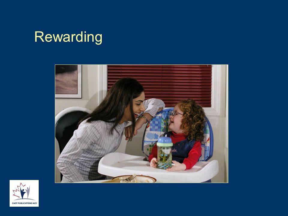 Rewarding