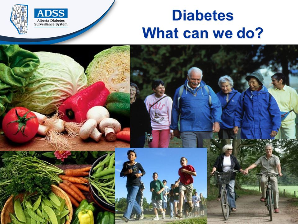 Diabetes What can we do?