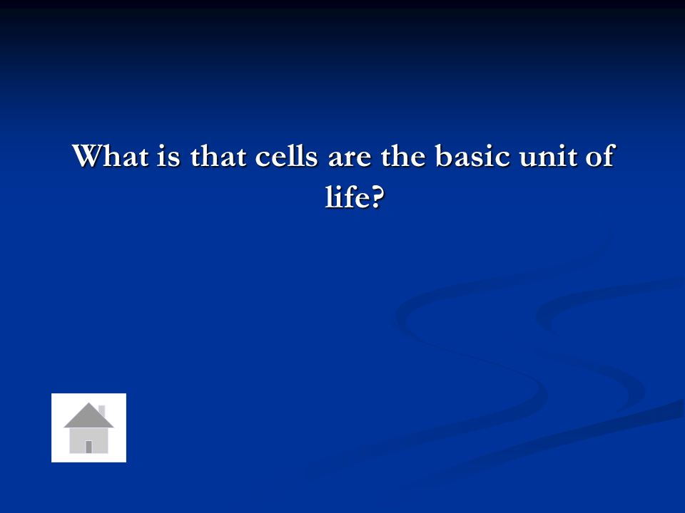 This was Schwanns contribution to the Cell Theory.