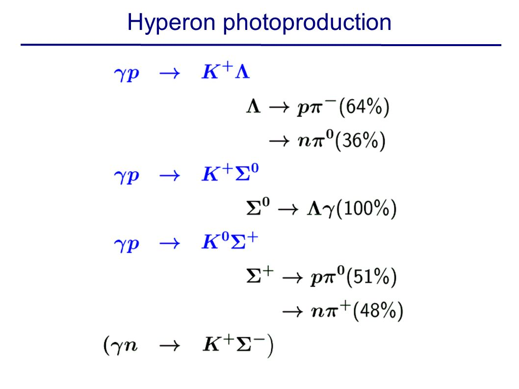Hyperon photoproduction