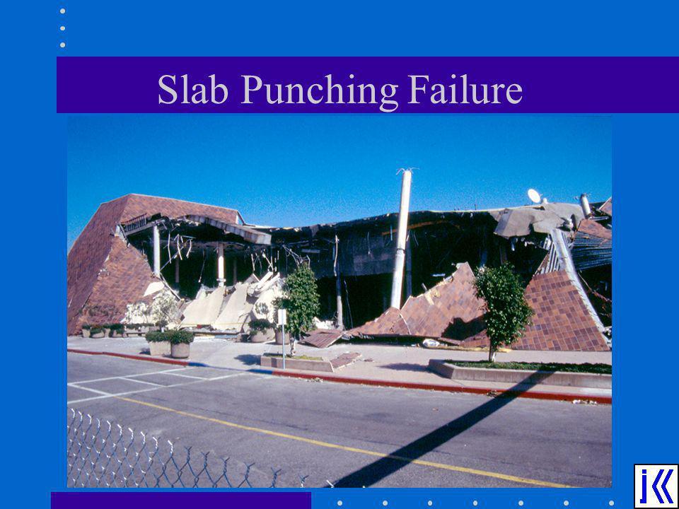 Slab Punching Failure