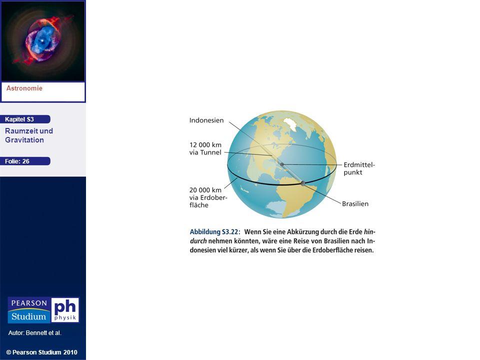 Kapitel S3 Astronomie Autor: Bennett et al.