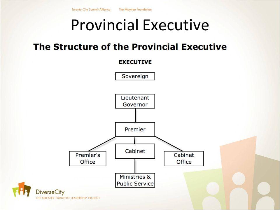 Provincial Executive