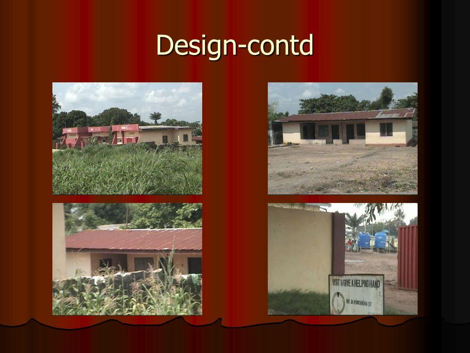 Design-contd