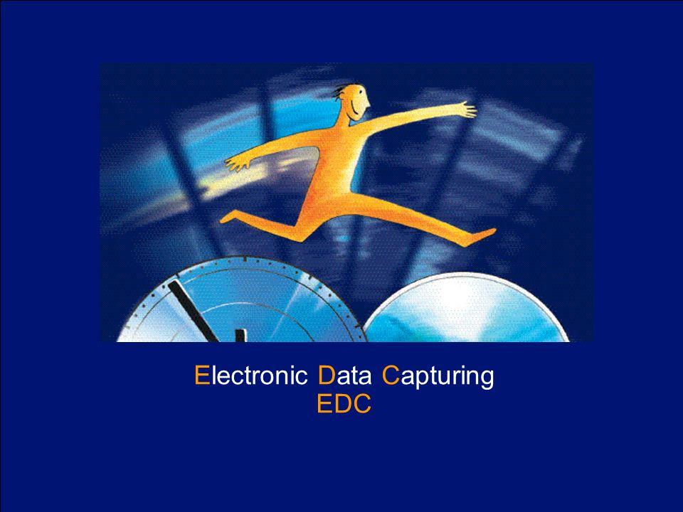 Electronic Data Capturing EDC
