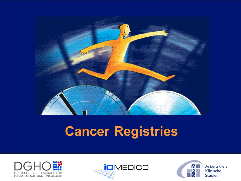 Cancer Registries