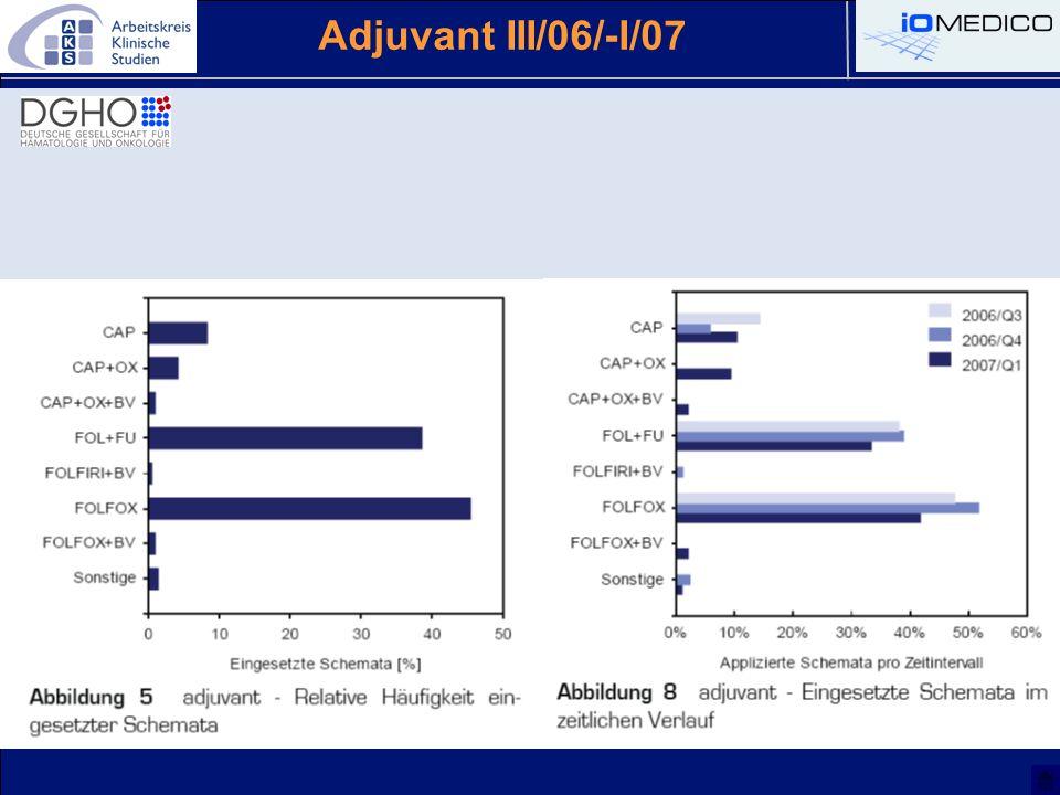 Adjuvant III/06/-I/07
