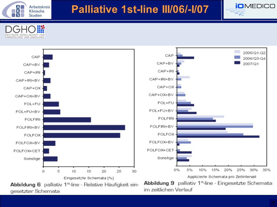 Palliative 1st-line III/06/-I/07