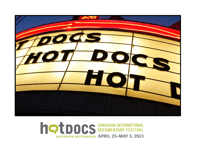 KinoSmith: Hot Docs Collection DVD line.