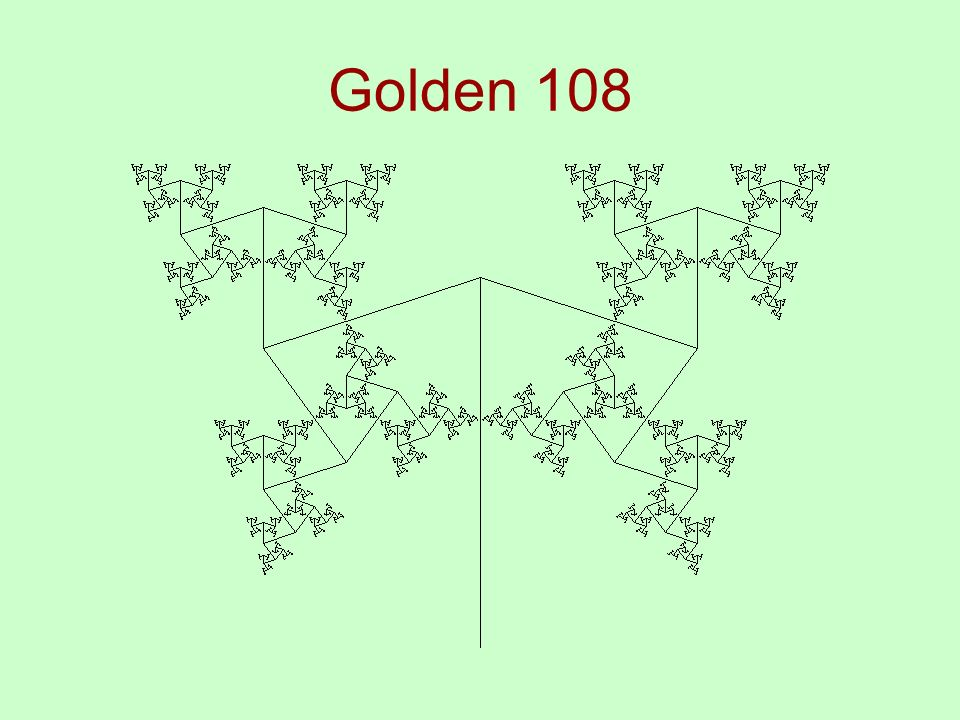 Golden 108