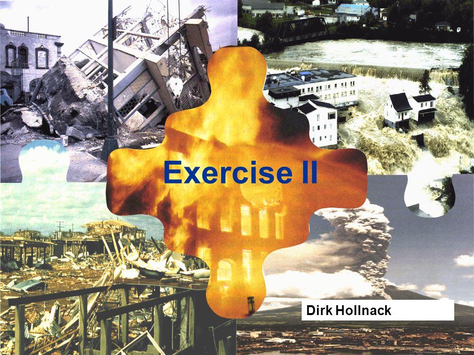 Exercise II Dirk Hollnack