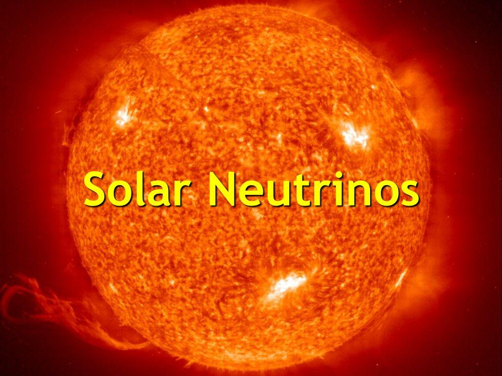 Georg Raffelt, Max-Planck-Institut für Physik, München, Germany Neutrino Physics & Astrophysics, 17-21 Sept 2008, Beijing, China Neutrinos from the Su