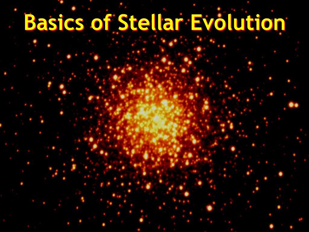 Georg Raffelt, Max-Planck-Institut für Physik, München, Germany Neutrino Physics & Astrophysics, 17-21 Sept 2008, Beijing, China Basics of Stellar Evo