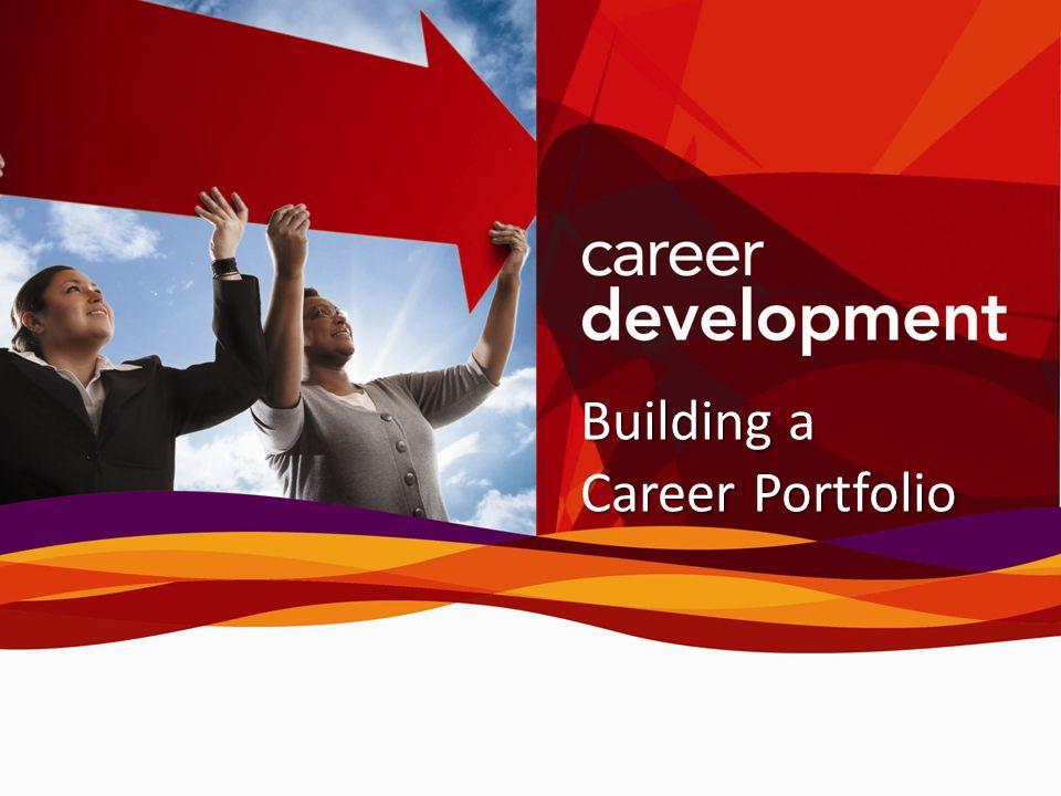 Building a Career Portfolio