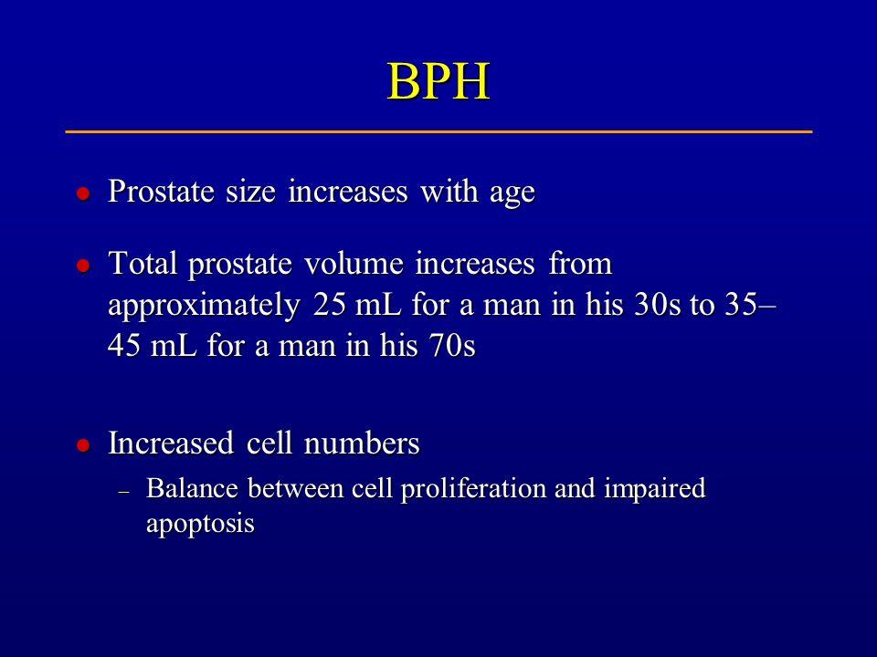 Diagnosis l Digital rectal examination l PSA – Serine protease secreted into lumen of prostate glands – Liquefies semen – Elevated in BPH, prostate cancer, prostatitis l PSA test characteristics – PSA 4-10 … cancer risk ~25% – PSA >10 … cancer risk ~50-60%
