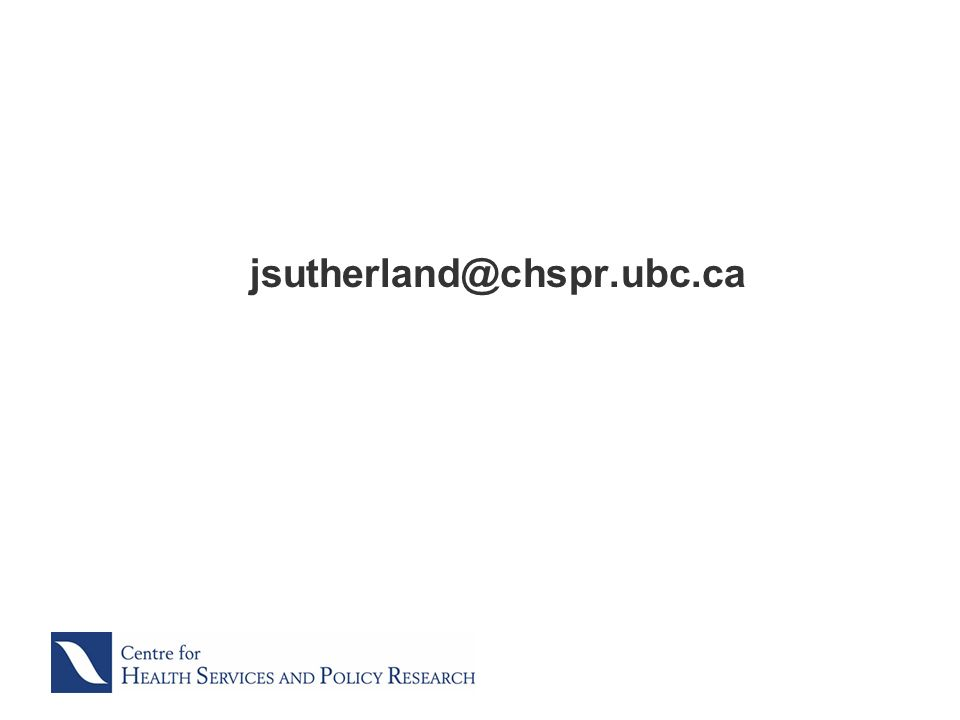 jsutherland@chspr.ubc.ca